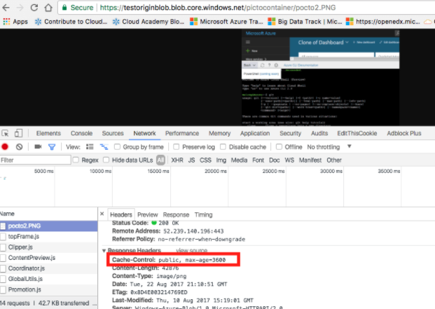 Managing Your Cloud Content Assets Using Azure CDN and  Net Client